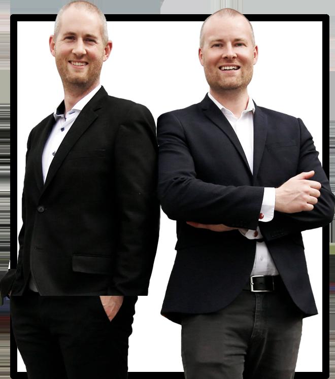 Sådan ser vi ud - Nicolai Lønne, Krestian Krogsgaard & Torben Lønne