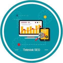 Teknisk SEO og web-optimering